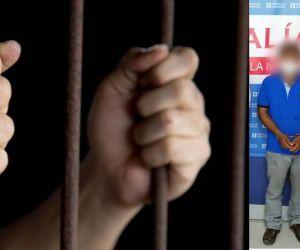 El hombre de 45 años deberá pasar los próximos 25 en la cárcel.