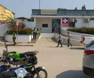 El presunto falso intensivista trabajó por 8 meses en el hospital de Fundacion.