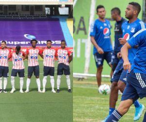 'Rojiblancos' y 'Azules' abren las semifinales.