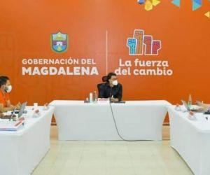 Para contrarrestar los efectos socio-económicos de la pandemia en Magdalena.