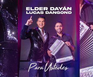 Elder Dayán Díaz y Lucas Dangond