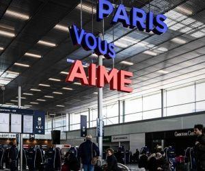 Aeropuertos de Francia.