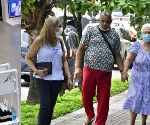 Familiares del hombre que amenaza con quitarse la vida en almacén Alkosto