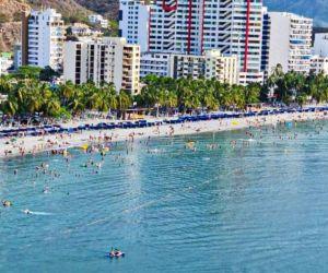 la ciudad recibió entre el 2 y el 5 de julio  39.000 turístas