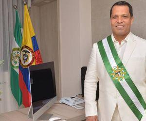 Luis Alberto Monsalvo, gobernador del Cesar.