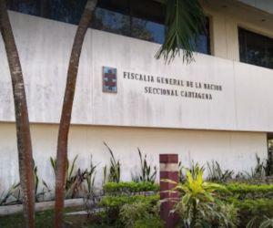 Fiscalía en Cartagena.
