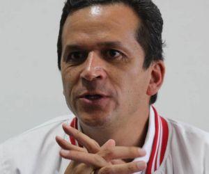 Juan Carlos Saldarriaga.