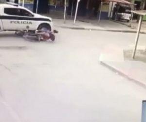 Accidente en Ciénaga.