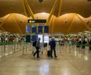 Aeropuerto de España.