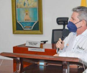 Director del Dadsa.