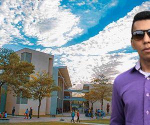 Leonardo de Jesús Liñán Márquez es el estudiante que tuteló su derecho a la igualdad y a la educación.