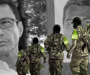 Carlos Caicedo denuncia supuestas amenazas de las Autodefensas Gaitanistas, conocidas como Clan del Golfo.