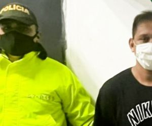 Antony Samir Peralta Contreras, de 29 años, fue capturado en flagrancia por el delito de receptación, pero también judicializado por delitos sexuales.