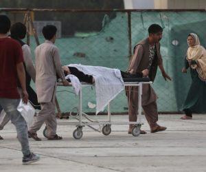 Estudiante de escuela herido es trasladado a un hospital
