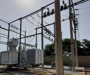 Air-e moderniza subestación Zawady y construye nueva línea de alta tensión.