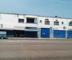Cárcel Modelo de Barranquilla.