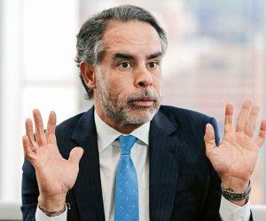 Senador Armando Benedetti.