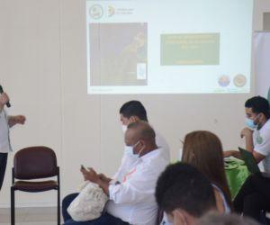 Socialización del proyecto de formulación del POD.