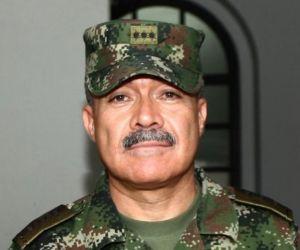 General retirado del Ejército Henry Torres.