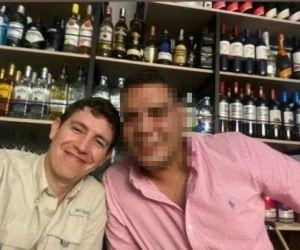 Enrique Vives cuenta que solo se tomó dos o tres cervezas.