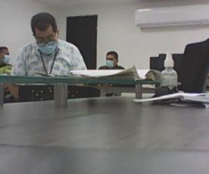 Fiscal Arides Martínez imputó los cargos.