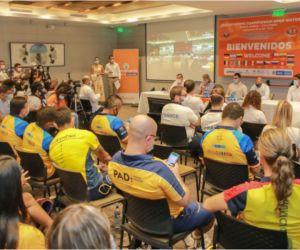 La presentación del evento se desarrolló en la mañana de este lunes.