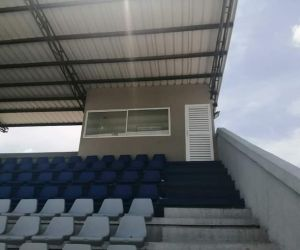 Estadio Rafael Castañeda de Fundación.