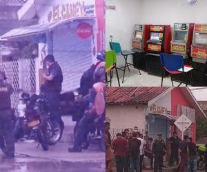 El funcionario de Coljuegos fue retenido por varias horas.