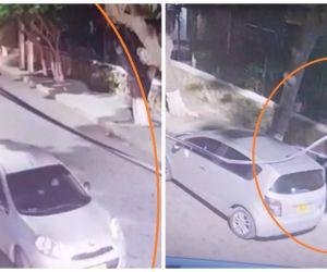 La banda de atracadores que azota a Santa Marta se mueve en varios carros.