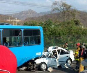 Accidentalidad en Santa Marta.