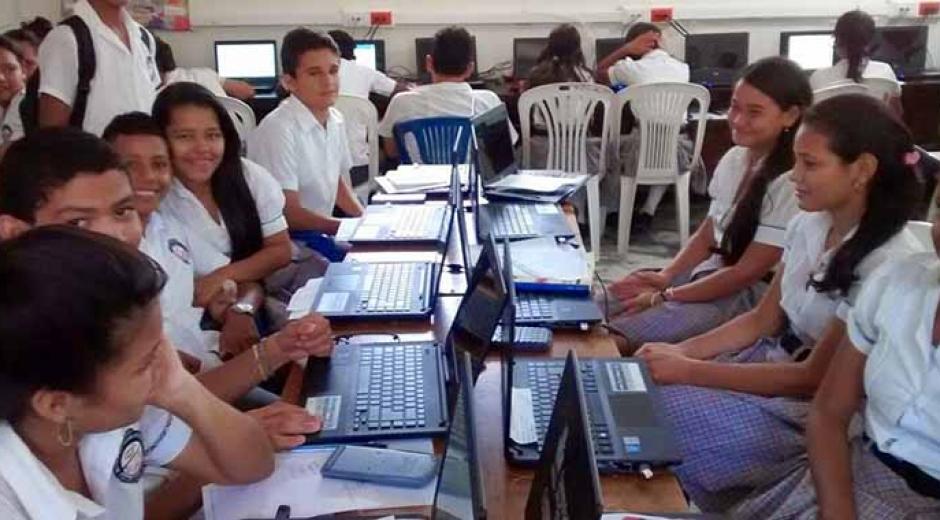 Estudiantes del Magdalena