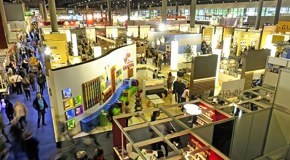 Feria del Libro Fráncfort.