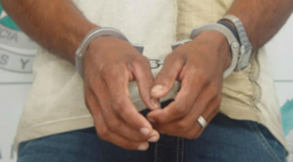 Samir Lotario Cantillo González fue capturado cuando recibía dinero por una extorsión.