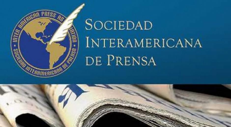 Según la SIP, la amenaza contra la prensa es cada vez más grave.