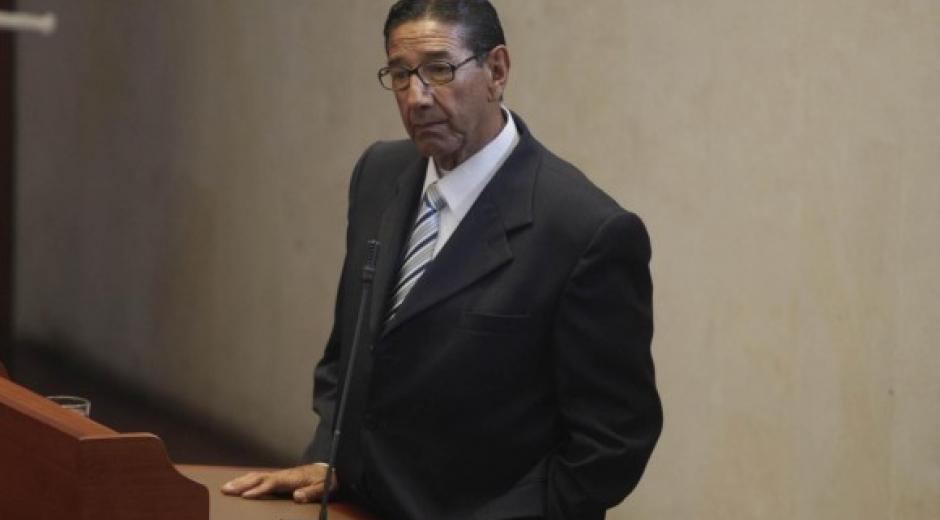 Teodolindo Avendaño, excongresista que falleció en Caicedonia, Valle del Cauca.