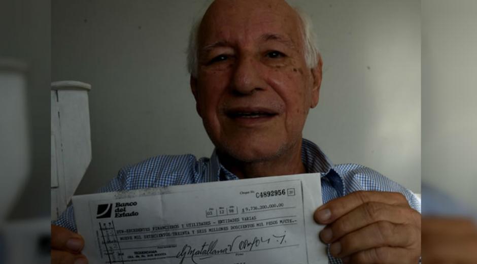 Oswaldo Olave ocupaba el cargo de subdirector financiero del Icfes en Bogotá.