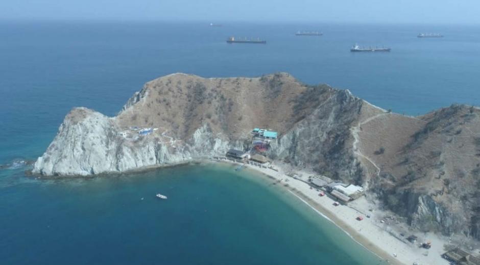 Se instalará el amueblamiento marítimo requerido para brindar la seguridad a los turistas.