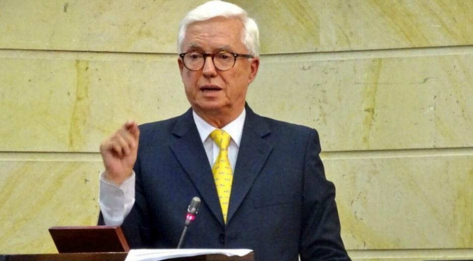 Senado Jorge Enrique Robledo.