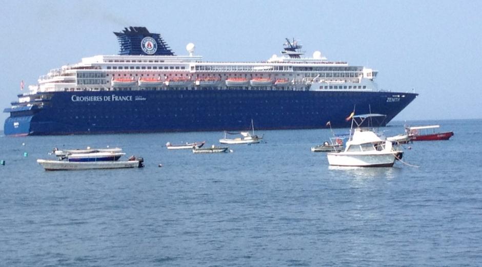 Ahora una sola empresa turística atenderá a los visitantes internacionales que lleguen al puerto de Santa Marta.