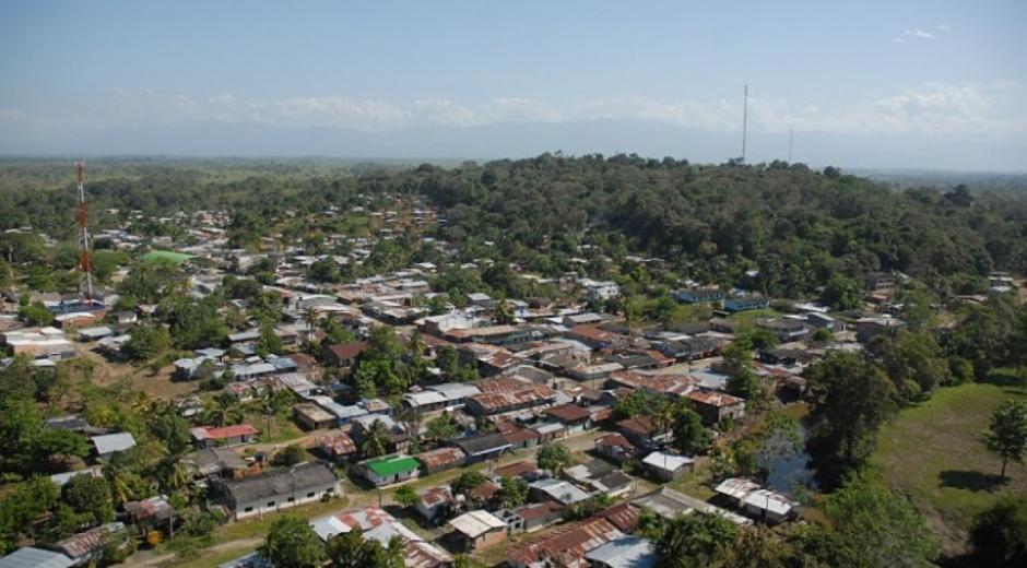 Belén de Bajirá es de Chocó, pero sus habitantes dicen que son de Antioquia.
