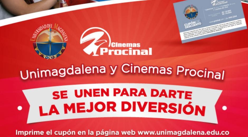 Imagen de promoción del convenio.