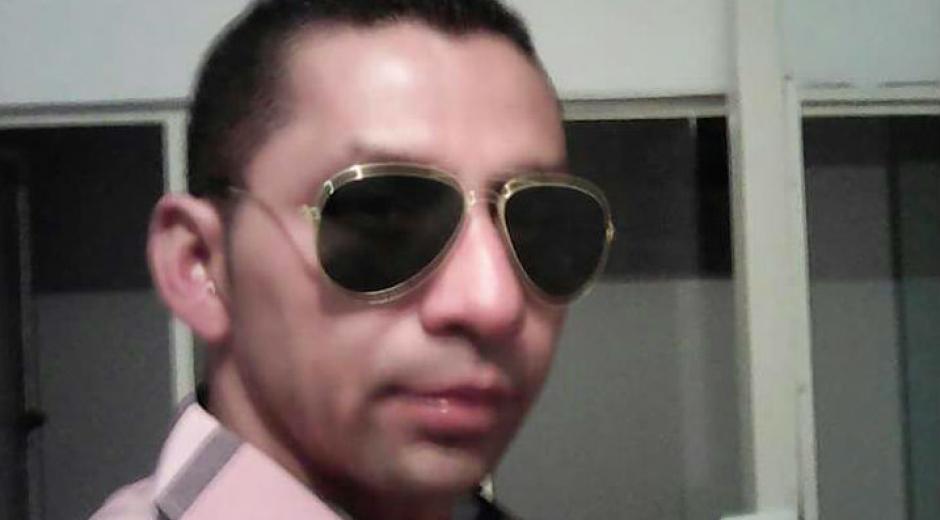 Jaider García, pescador muerto.