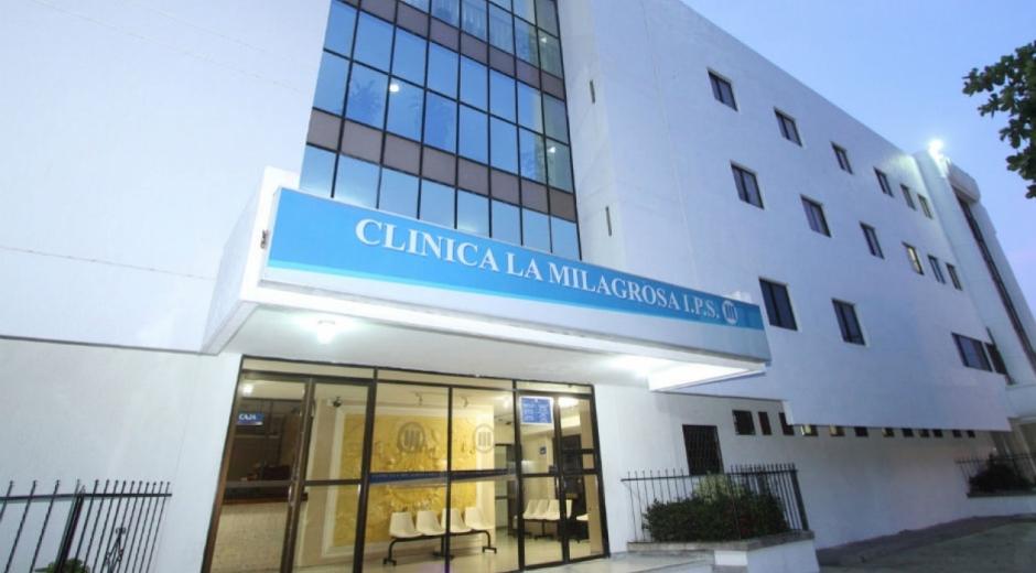 Los heridos se encuentran recluidos en la clínica La Milagrosa.