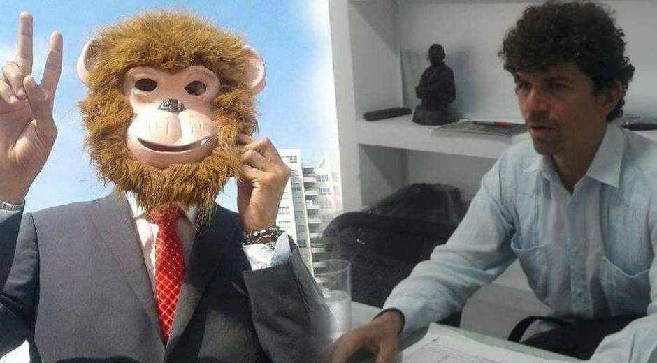El Mono senador.