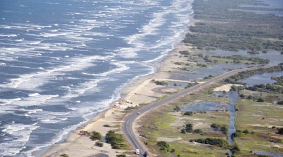 Vía Barranquilla- Cienaga