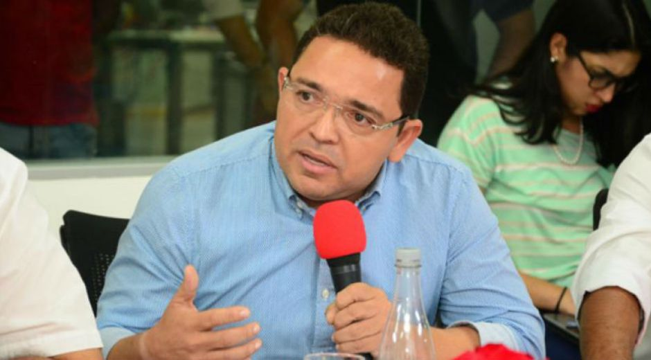 Alcalde de Santa Marta
