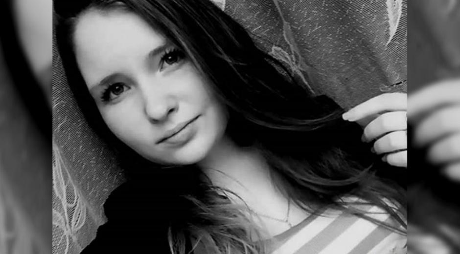 Alena Styukhina, de 15 años.