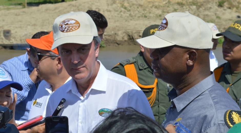 Carlos Francisco Díaz Granados Martínez, director de Corpamag.