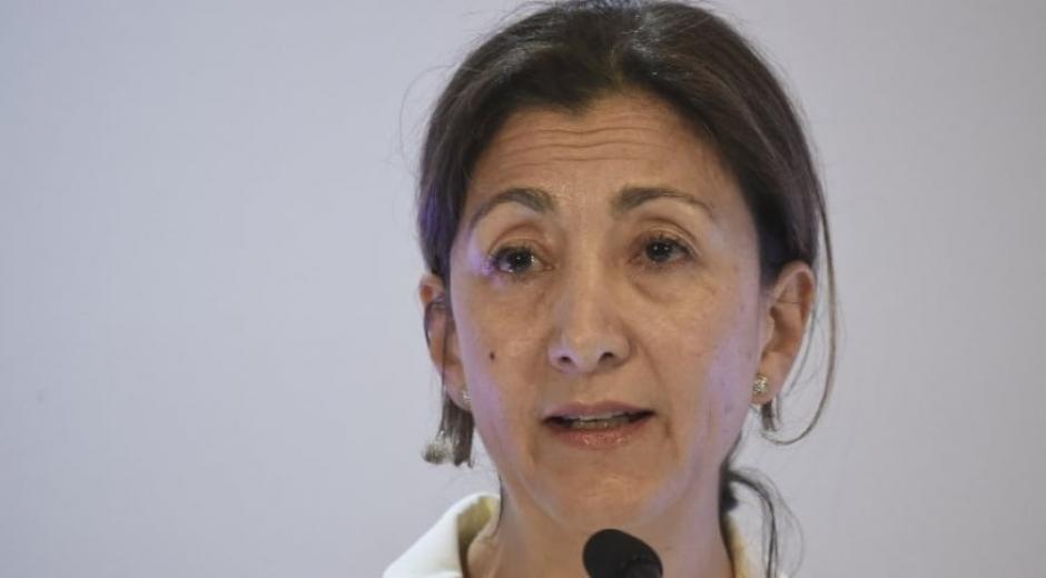 Íngrid Betancourt.