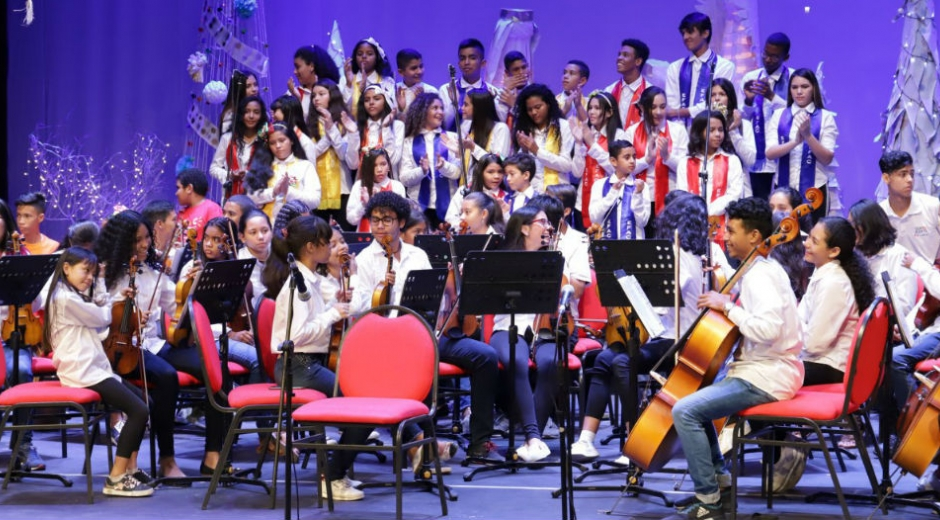 Sinfónica Distrital Santa Marta